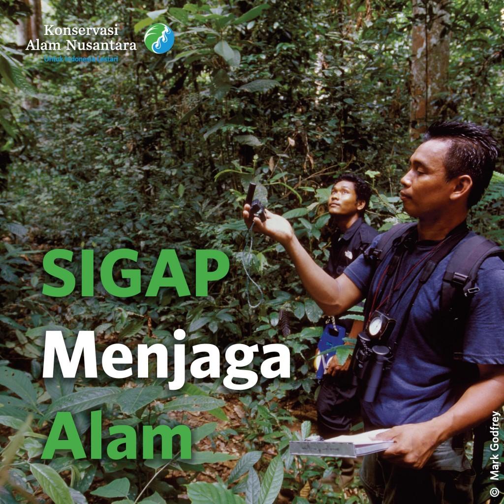 Ayo Bantu SIGAP Menjaga Alam