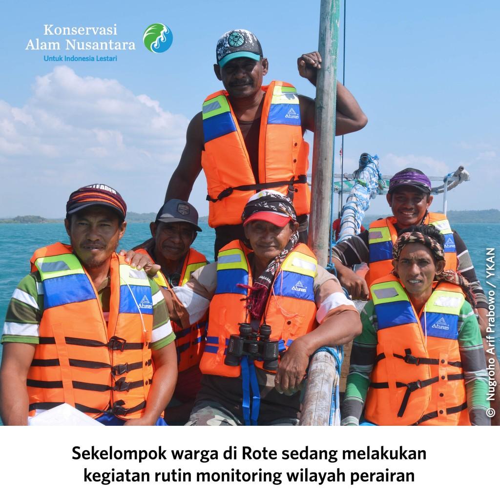 Jaga Laut Jaga Penyu