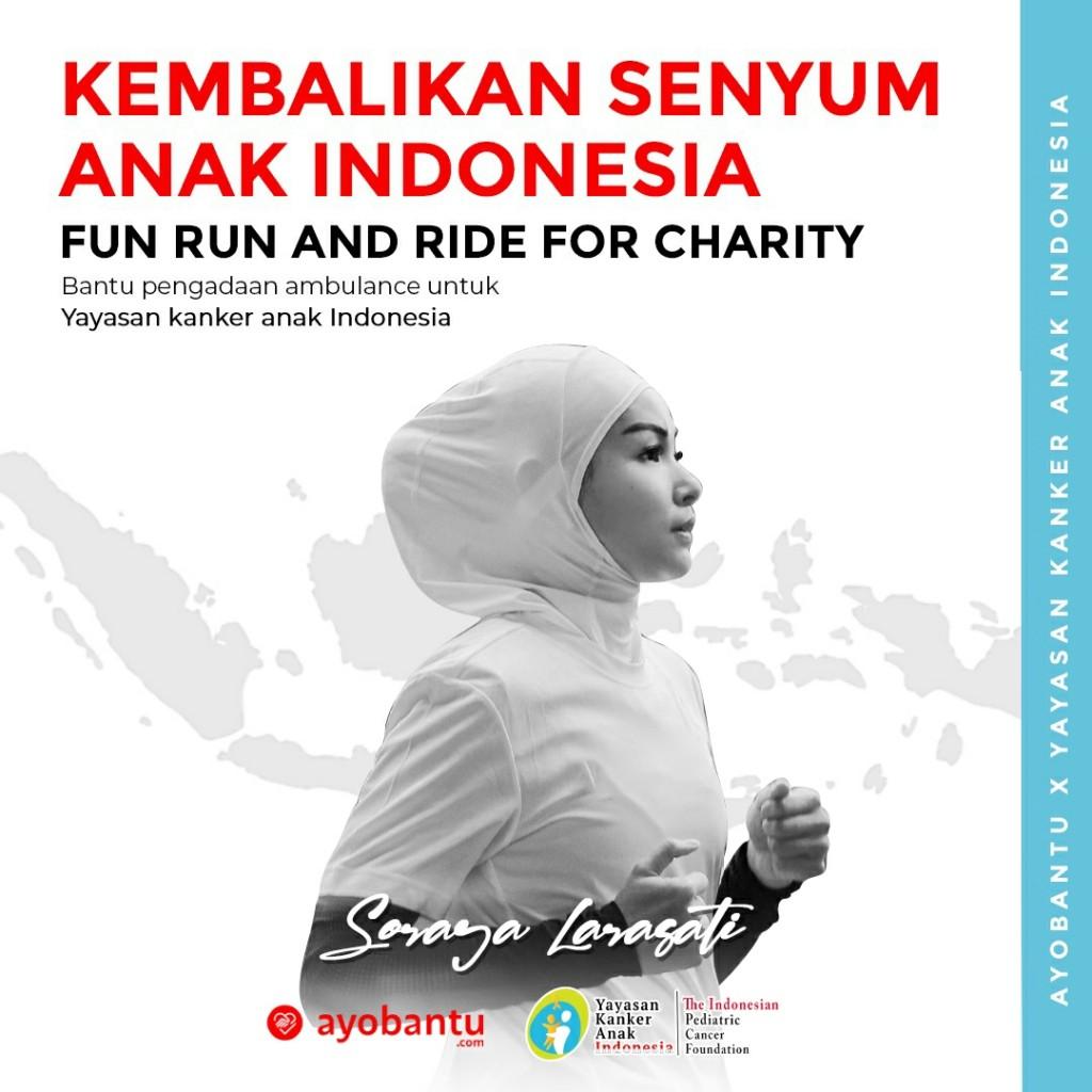 Ayo Bantu Pengadaan Ambulance untuk Kembalikan Senyum Anak Indonesia 1