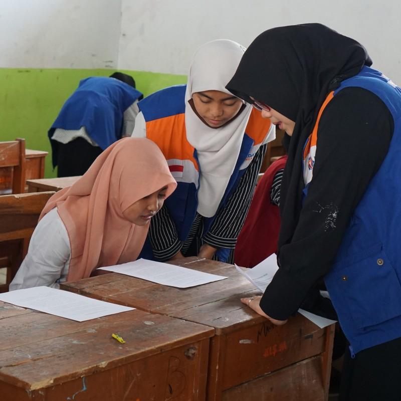 Ramaikan Pelosok Indonesia dengan Senyum Bahagia Yatim