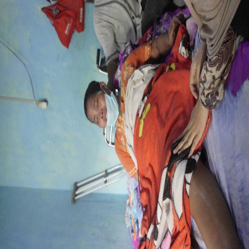 Perjuangan Istri Nelayan Dari Kanker Payudara Yang Sudah Menjalar Keseluruh Tubuh