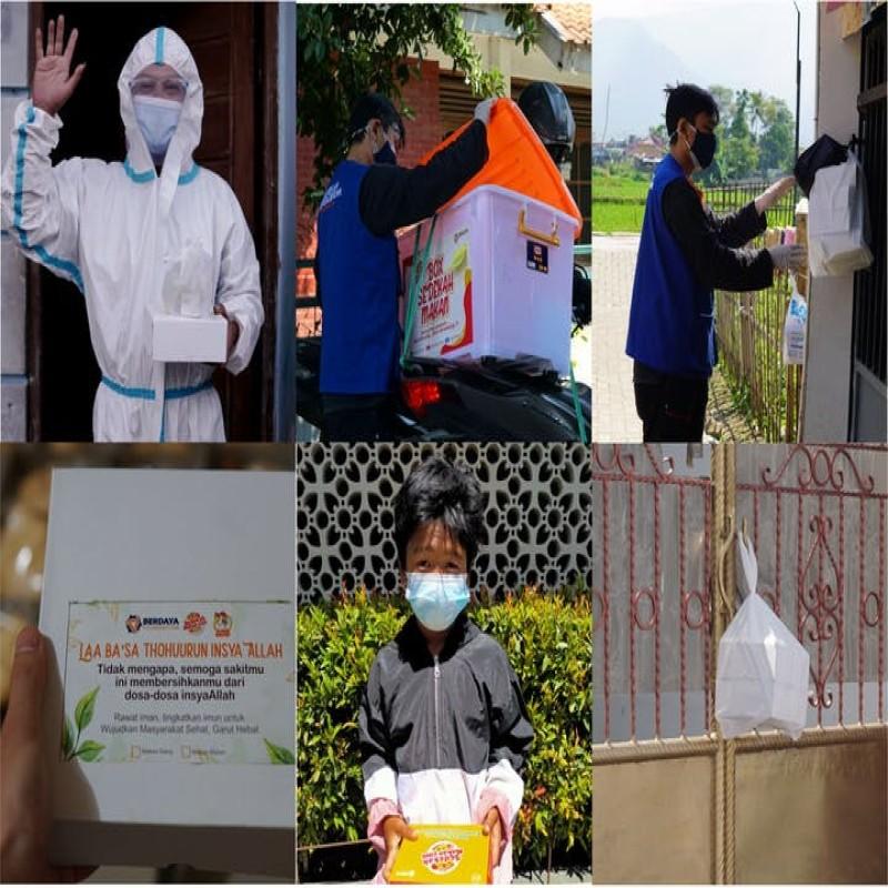 Tebar 1 juta Food Box Indonesia di Masa Pandemi Covid-19